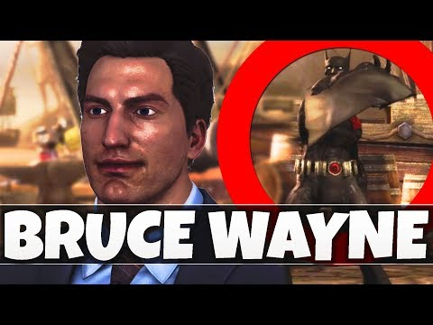 """How Exactly Will The """"BRUCE WAYNE"""" Premier Skin Work?"""