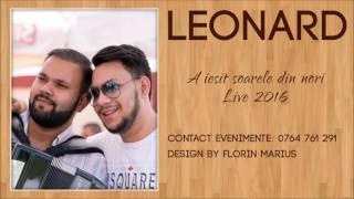 Leonard - A iesit soarele din nori (Live 2016 Event)