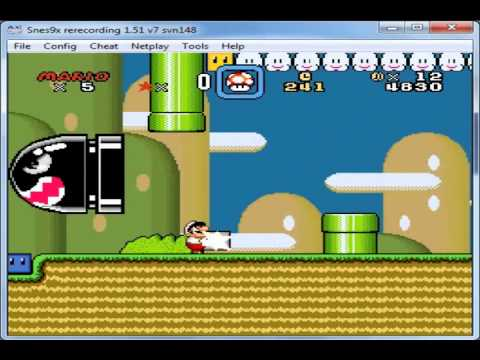 Super Mario World Expansion Deluxe (SMW Hack) [Download Link ...