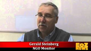 EoZ interview with NGO Monitor