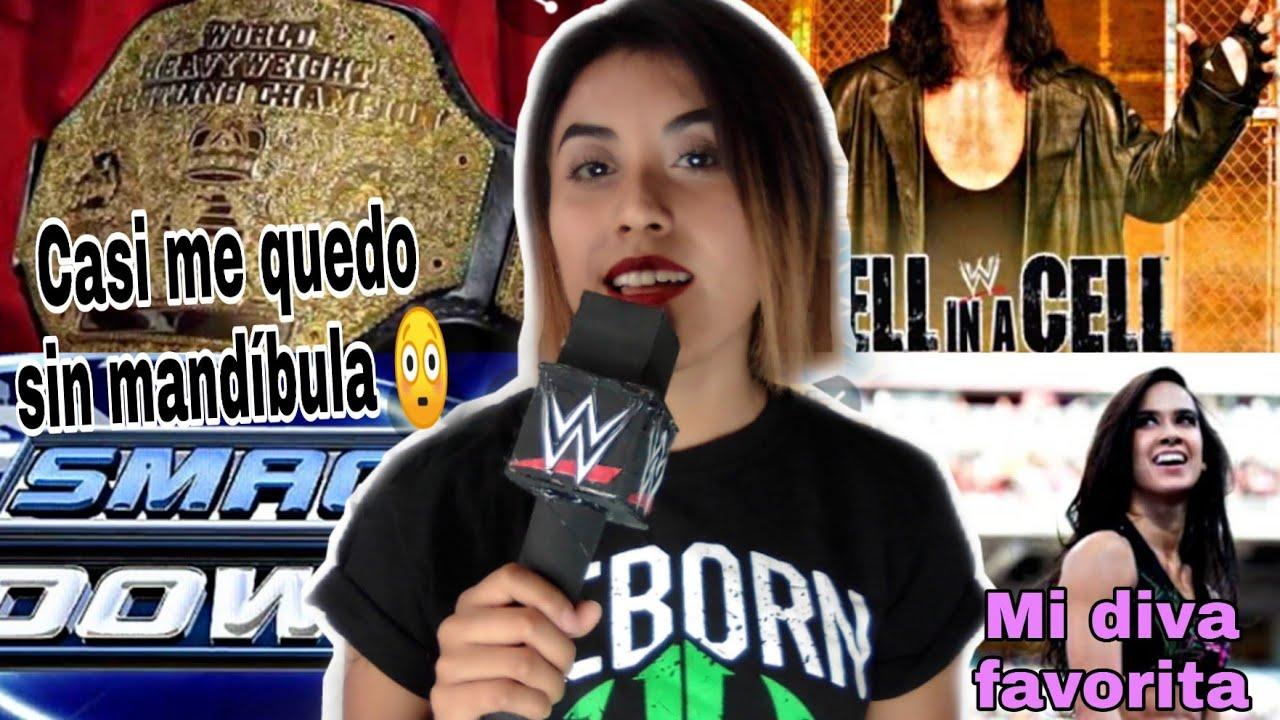 TAG La Primera Vez | Versión WWE | Straight Becky
