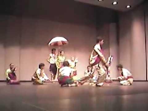 ReyTy-Singkil Royal Dance - Rochelle High School, Illinois, U.S.A..