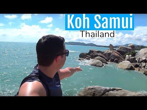 Koh Samui Thailand Trip!