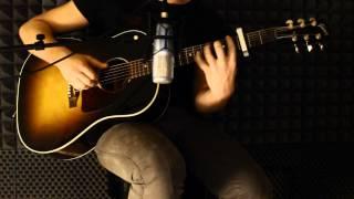Summertime sadness - Lana Del Rey - Guitar cover - Gibson j 45