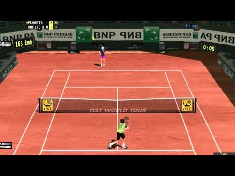 Tennis Elbow Game Play Online