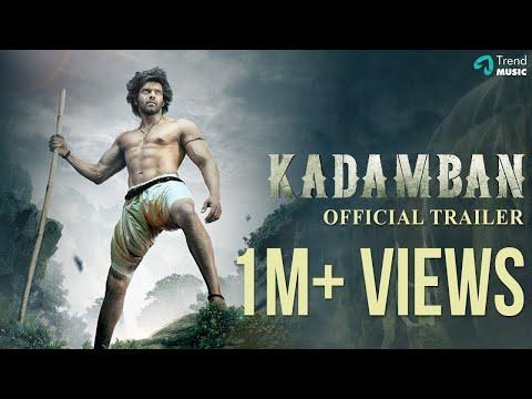 Kadamban Official Trailer | Arya,...