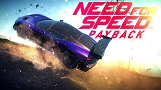 NEED FOR SPEED PAYBACK - FUNNY MOMENTS #1
