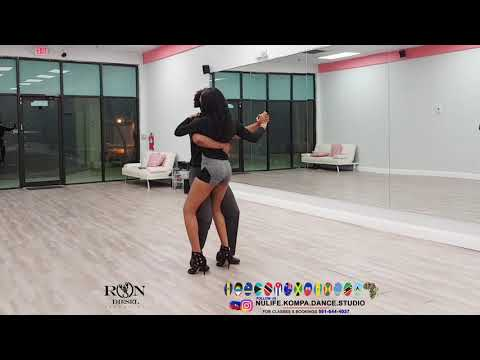 👉SYNTHIA🇭🇹🇭🇹... 1ST🙏 SESSION LEARNING KOMPA FUSION .. WITH C
