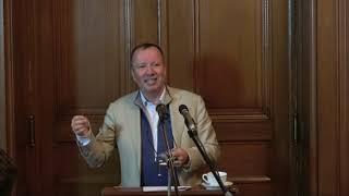 Dr. Markus Krall im Hayek Club Frankfurt