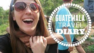 Guatemala Travel Diary