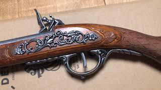 Кремневое ружье Наполеона 1807 г., Napoleon Rifle, France 1807, Denix 1080/G