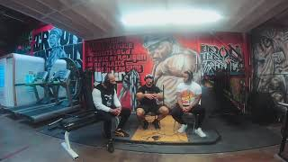 COMPTON MEETS CROSSFIT: THE INTERVIEW - JASON KHALIPA DOES 1ST EVER PODCAST W/ SAMSON & CT FLETCHER