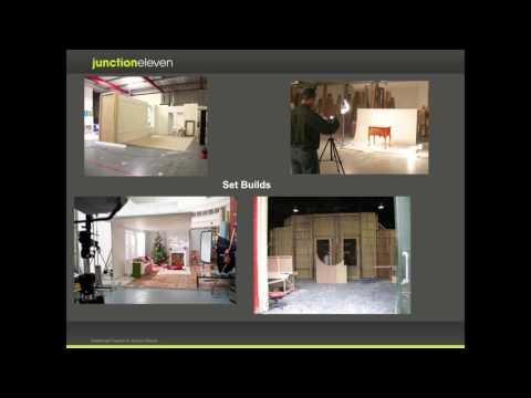 Junction Eleven Studios - New Room - CGI Webinar