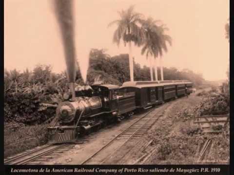Aguadilla... La ruta del ferrocarril... Hecho por Any P... | Doovi
