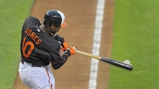 Adam Jones Highlights 2012