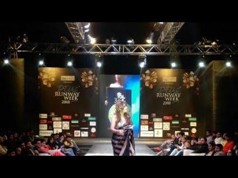 Live : Delhi runway fashion week 2018