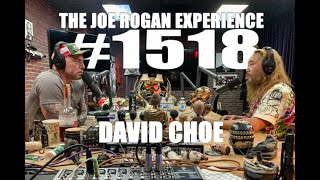 Joe Rogan Experience #1518 - David Choe