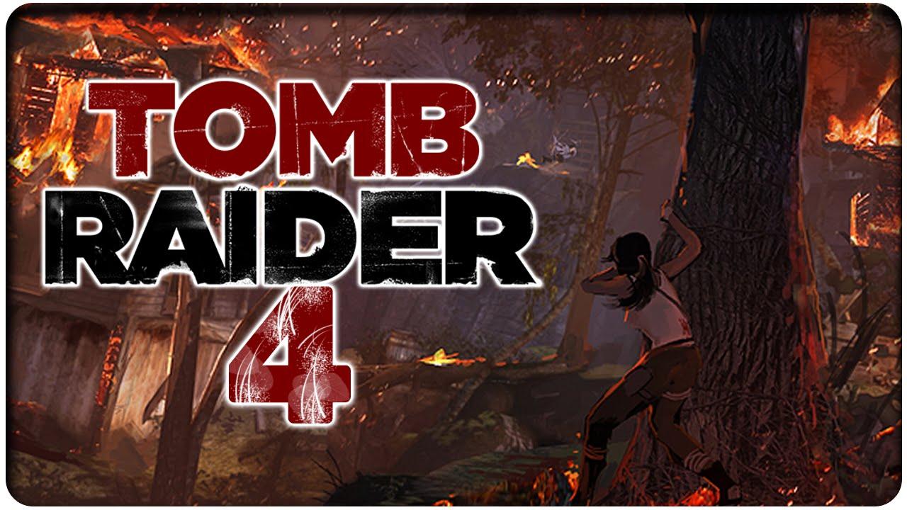 Let's Play TOMB RAIDER Part 4: Das Grab des Abenteurers ...