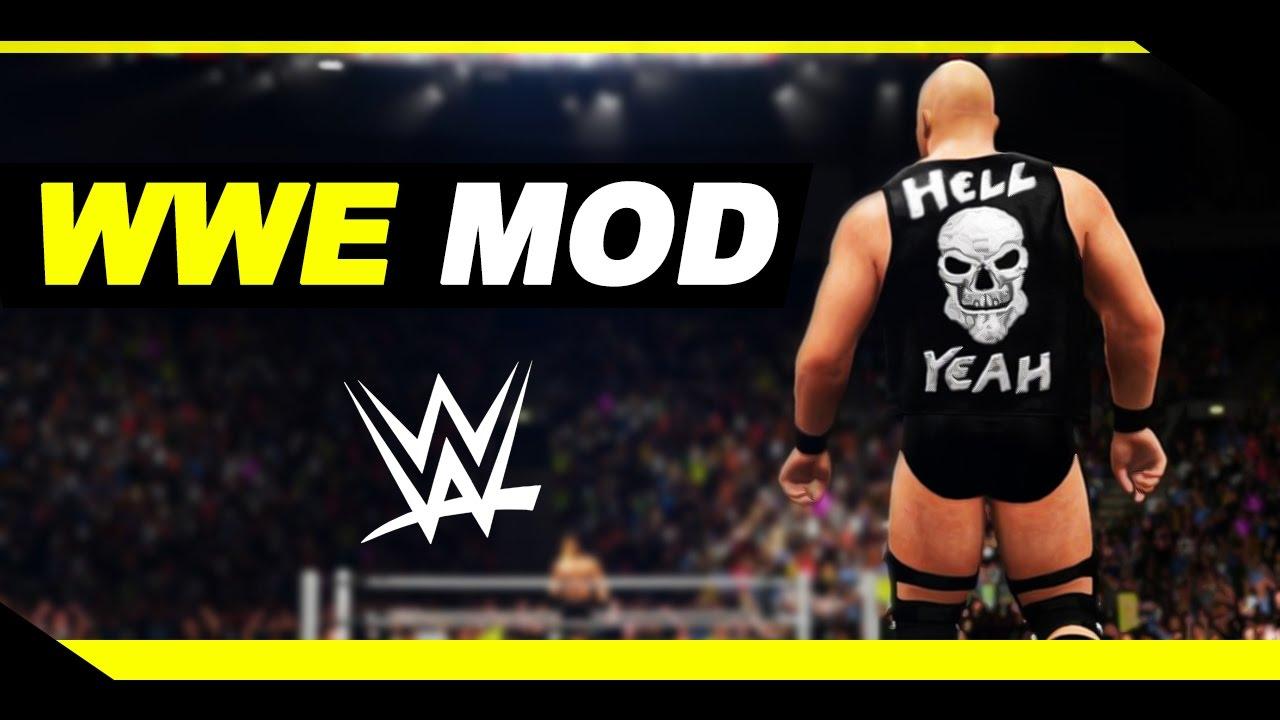Booking Revolution WWE MOD