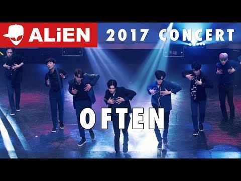 2017 Concert | A.FLOW _ Weeknd - Often(Kygo Remix)