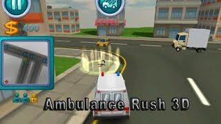 Ambulance Rush 3D - Gameplay