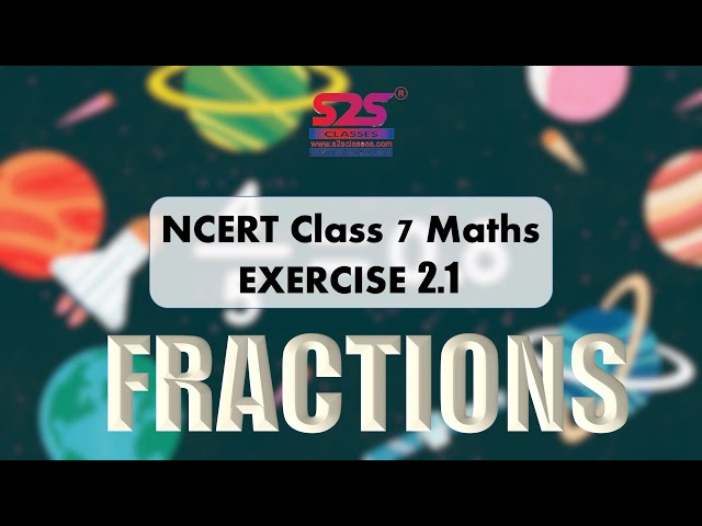 Class 7 | Mathematics | Chapter 2 -