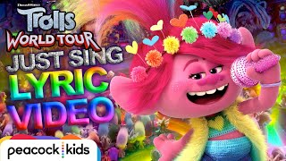 TROLLS WORLD TOUR | Just Sing Lyric Video