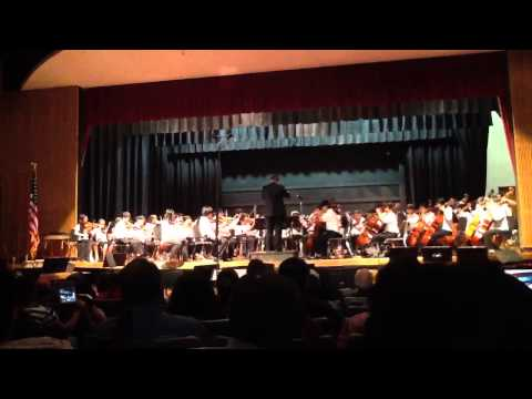 CMS 6th grade orchestra - Mythos