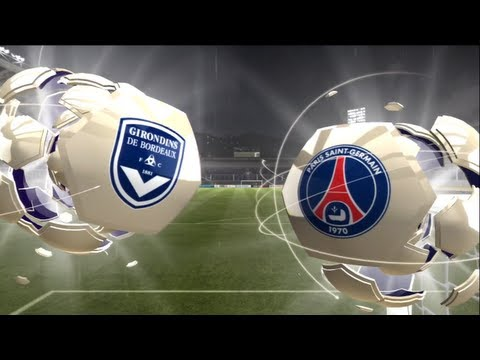 Bordeaux - Paris PSG