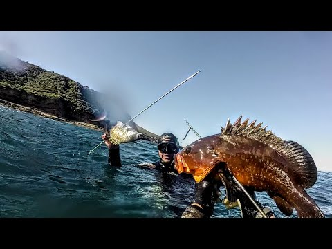 الغوص الحُرّ  -  وهران - عين الترك   (١٤٣٩\ 2018)  HD 720p Oran Ain-El-Turck  Chasse Sous Marine