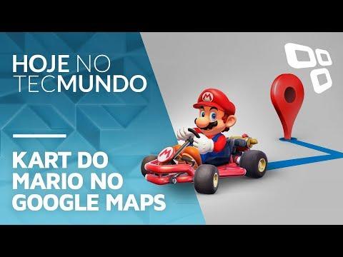 Fidelidade ao Android, super-premium da LG, Mario Kart no Maps - Hoje no TecMundo