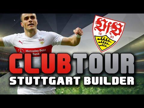 FIFA 16 Ultimate Team | Bundesliga Clubtour #05 - VfB Stuttgart Squadbuilder!