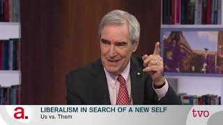 Michael Ignatieff: Liberalism in Search of a New Self