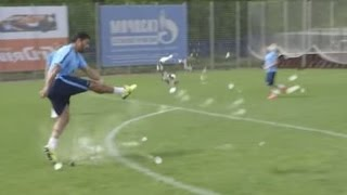 ETQV | ¡Hulk Aplasta!  El Jugador Brasilero Destroza El Balon De Una Patata