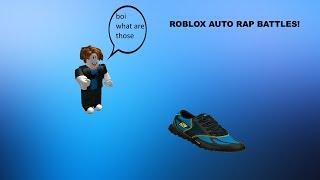 Roasting People In Roblox! | Roblox Auto Rap Battles