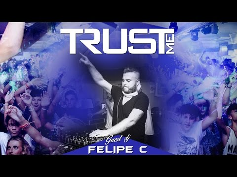 TRUST ME *Big Opening* @ FOUR CLUB - Guest Dj FELIPE C