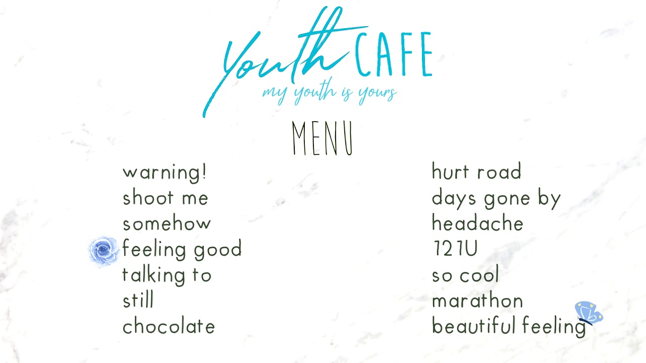[playlist] - youth cafe by DAY6