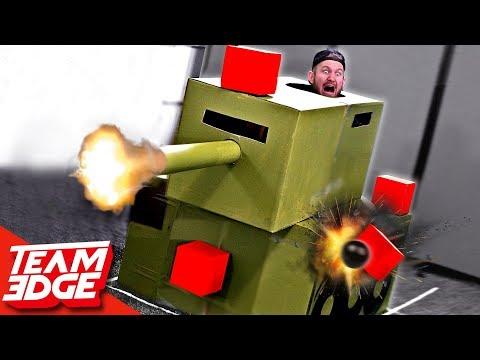 Mini Tank Battle Warfare!!💥