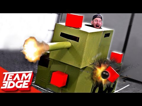 Mini Tank Battle Warfare!!💥