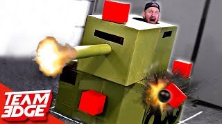 Mini Tank Battle Warfare!!💥 - Team Edge