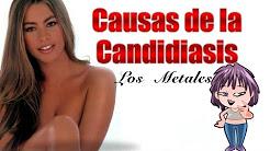 Causas de la Candidiasis  - La Candida y Su Conexion Con Los Metales