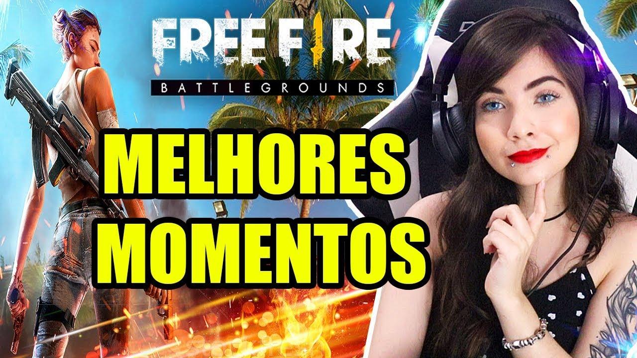 NICOLE DIRETORA - MELHORES MOMENTOS NO FREE FIRE #01