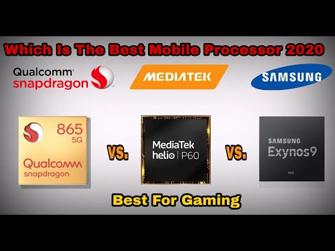 Best Mobile Processor 2020 | What Is Processor ? | Technical Lovely