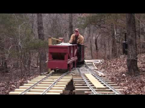 Ballasting Track on the Northview Railway
