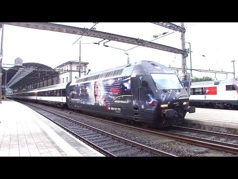 ★ Re 460 000 - 118 (All 119 Swiss mainline locomotives in order) [2011 - 2017]