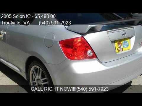 2005 Scion tC Base 2dr Hatchback for sale in Troutville, VA