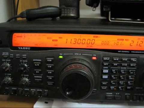 YAESU-920 RECIVE Khartoum
