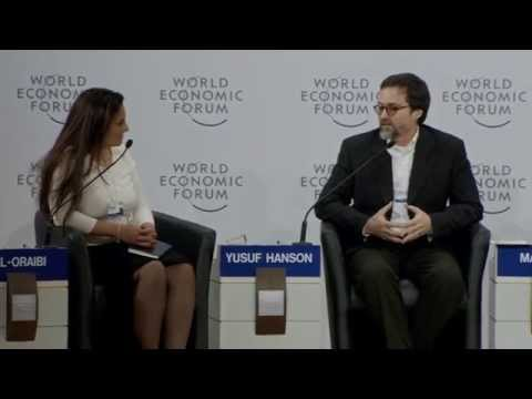 Hamza Yusuf & Tony Blair -  Davos Open Forum