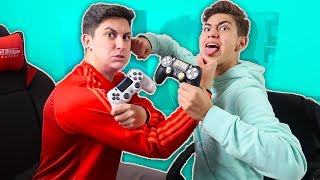 MINIBUYER vs XBUYER ¡PARTIDO DE FIFA 18 DEFINITIVO!