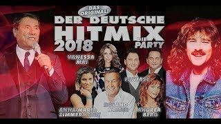DER DEUTSCHE PARTY HITMIX 2018